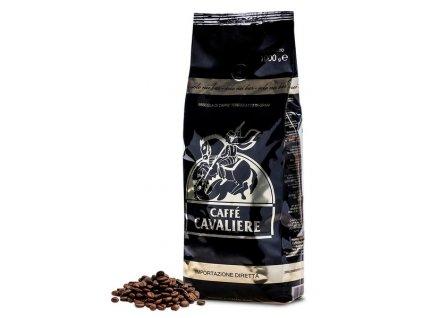 Caffé Cavaliere Káva v zrnech CAVALIERE, 80%/20%, 1kg