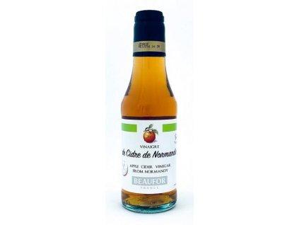 BEAUFOR Jablečný ocet z Normandského moštu, 5%, 250 ml