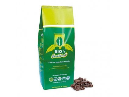 Caffé Cavaliere Káva v zrnech BIOfé - Caffé Biologico, 1kg