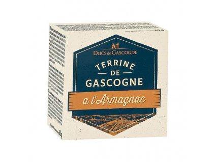 Ducs de Gascogne Gaskoňská terina s Armagnacem, 65g