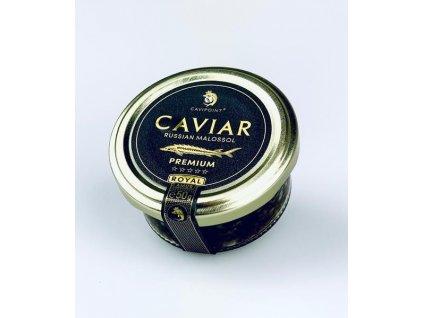 AMUR ROYAL - PREMIUM sturgeon caviar, 50g jar