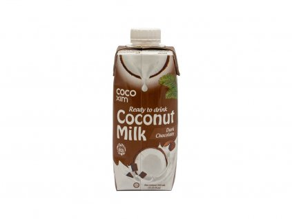 Kokosový nápoj Čokoláda 330ml Cocoxim