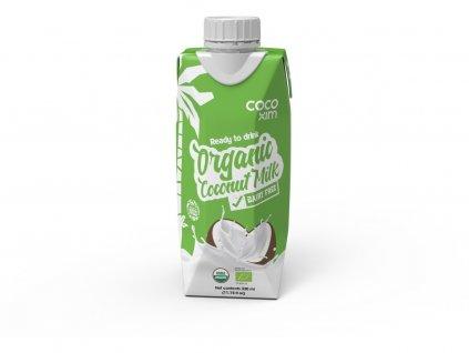 Bio Kokosový nápoj Originál 330ml Cocoxim