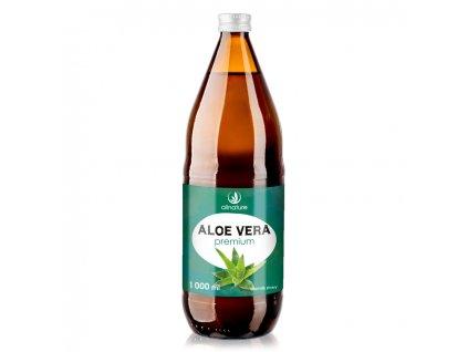 1458 allnature aloe vera premium 1000 ml