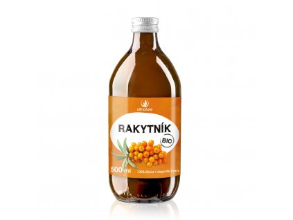 1548 allnature rakytnik bio 500 ml