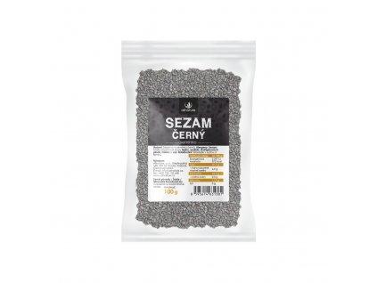 2886 allnature sezam cerny 100 g