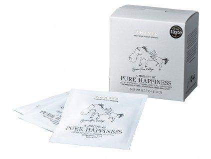 Anassa Organic Tea BIO bylinkový čaj PURE HAPPINESS v sáčcích 10g ANASSA
