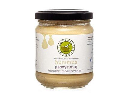 Hummus mediterranean 200g Amvrosia Gourmet