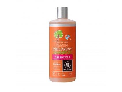 AKCE Dětský šampon s měsíčkem BIO 500 ml Urtekram