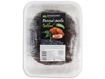 Ovocná pasta Datlová 500g Damodara