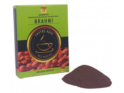 AKCE BRAHMI oříškové ajurvédské kafe 50 g DNM