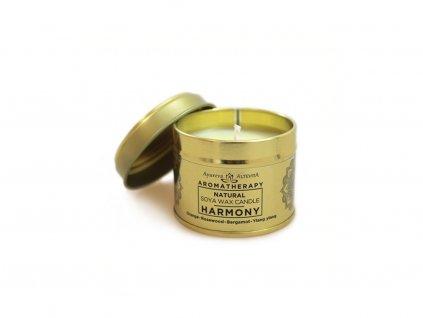 Aromaterapeutická svíčka Harmony 70g Altevita