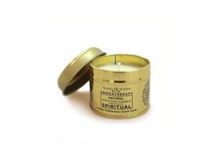 Aromaterapeutická svíčka Spiritual 70g Altevita