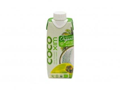 Bio Kokosová voda Organic 330ml Cocoxim