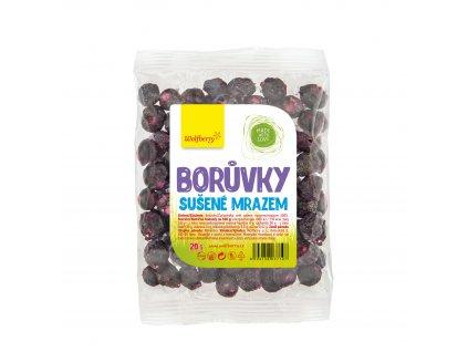 Borůvky lyofilizované 20 g Wolfberry
