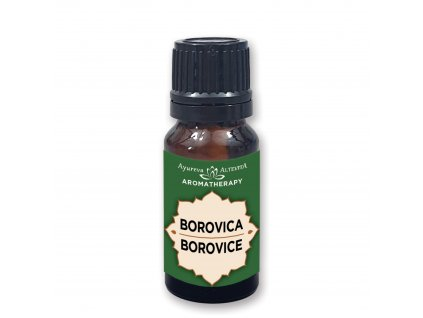Borovice 100% esenciální olej 10 ml Altevita