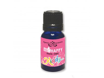 Esenciální olejová směs Kiddy Happy - Štěstí 10 ml Altevita