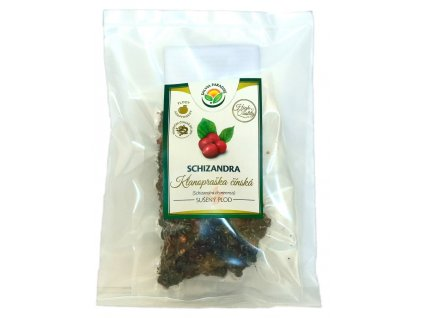 Schizandra čínská plod HQ 100g Salvia Paradise
