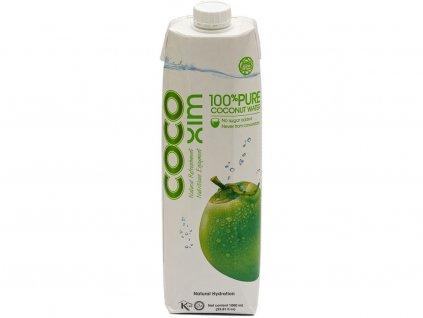 Kokosová voda 100% Pure 1000ml Cocoxim