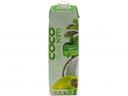 Bio Kokosová voda Organic 1000ml Cocoxim