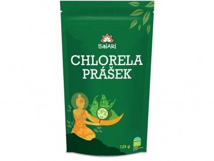 Bio Chlorella 125g Iswari