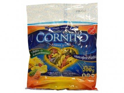 Cornito - Twister - Fusilli barevné 200 g Cornito