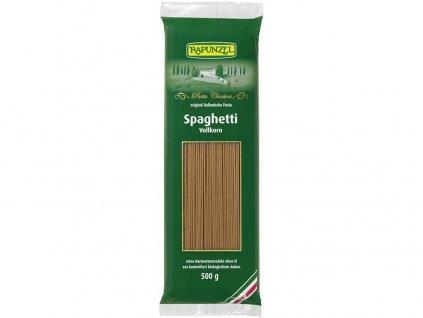 Bio špagety celozrnné 500 g Rapunzel
