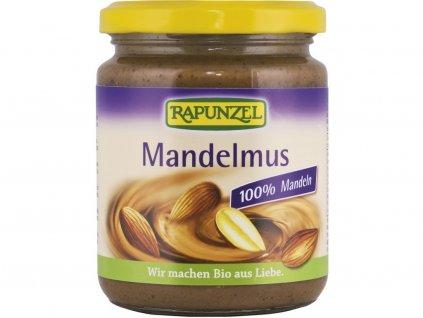 Bio 100%-ní pasta z pražených mandlí 250 g Rapunzel