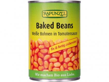 Bio pečené fazole 400g Rapunzel