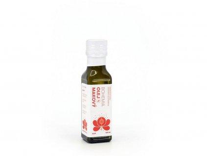 Makový olej 100ml Bohemia olej