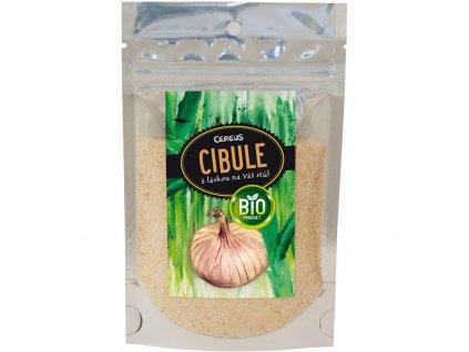 Bio Cibulový granulát 40g Cereus