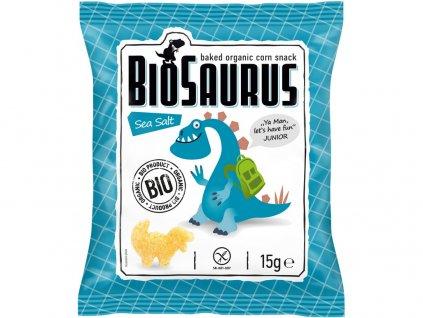 Bio Biosaurus křupky slané 15g Biosaurus
