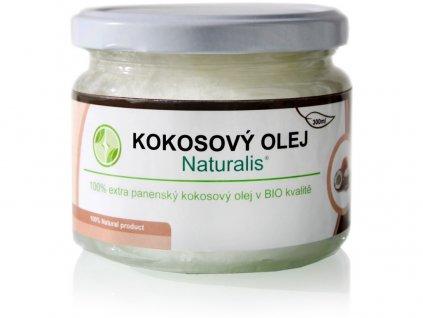 Bio Kokosový olej 300ml Naturalis
