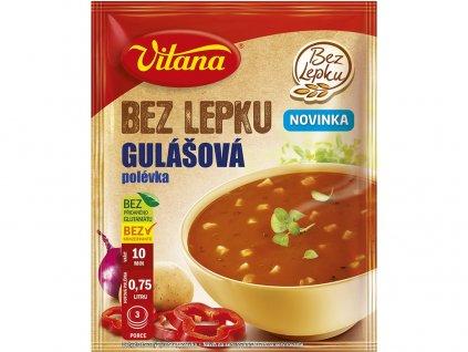 Gulášová polévka 60g Vitana