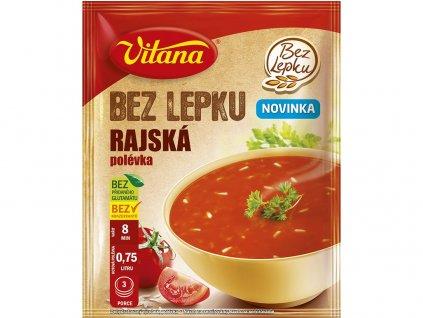 Rajská polévka 76g Vitana