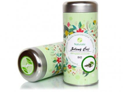 Bio čaj zelený 70g Naturalis