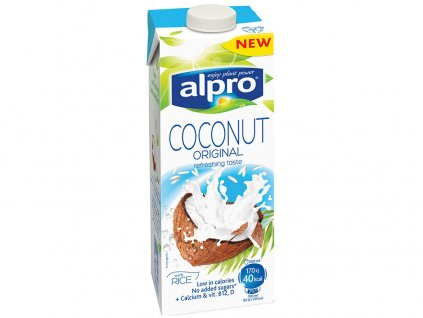 Kokosový nápoj 1l Alpro