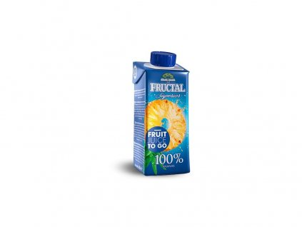 Fructal superior ananas 100% 200ml Fructal
