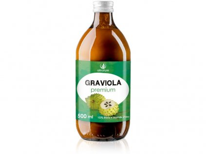 Graviola premium 500ml Allnature