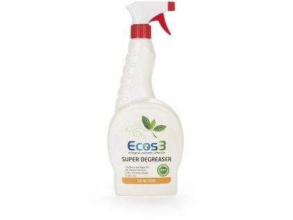 Extra silný odmašťovač 750 ml spray ECOS3