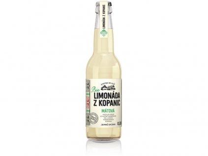 Bio Limonáda z Kopanic mátová 0,33l