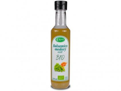 Bio Balsamico-medový ocet 250ml 4Slim