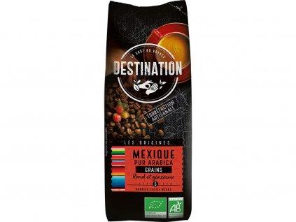 Bio zrnková káva Mexiko Destination 250g Destination
