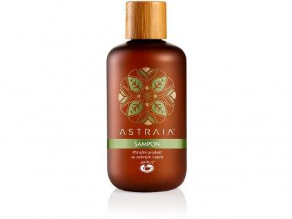 Šampon zelený čaj 250ml Asraia