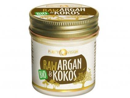 Bio Argan a kokos raw 120ml Purity Vision