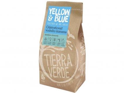 Odstraňovač vodního kamene – kyselina citronová 1kg Tiera Verde