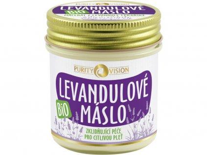 Bio Levandulové máslo 120ml Purity Vision