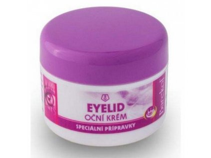 Eyelid oční krém 30ml Barekol