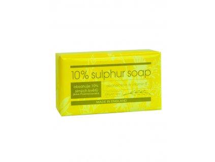 Balineum Mýdlo sirné 10% sirných květů 200 g