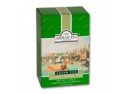 Green jasmine čaj 100g Ahmad London
